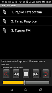 LoveTatar Radio - screenshot