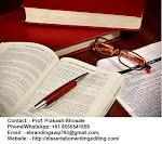 eBranding India is an Experts in Dissertation Writing services in Ahmedabad