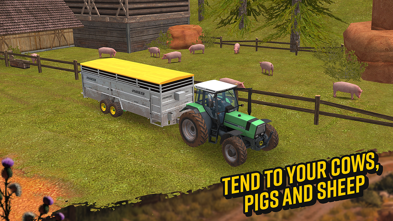 Farming Simulator 18 Screenshot 17