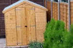 hanyman hampstead, shed installation, slabs, gardening, pressure washing, decking