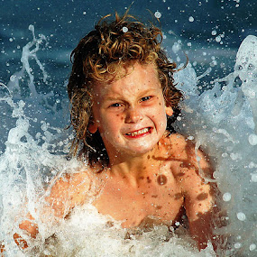 Wave Hits by Alex Graeme - Babies & Children Children Candids
