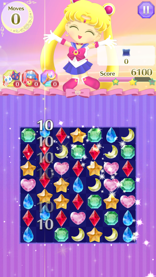 Sailor Moon Drops Screenshot 5