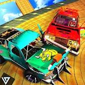 Demolition Derby Monster Car Wars APK for Bluestacks