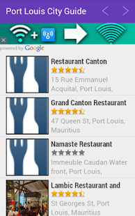 Port Louis City Guide - screenshot