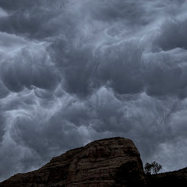 by Samuel Burns - Landscapes Cloud Formations (  )