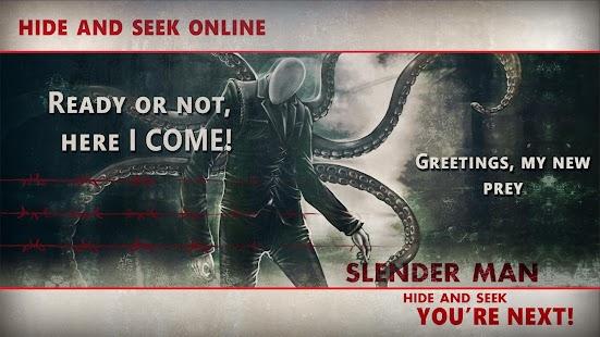 APK Game Slenderman Hide & Seek Online for BB, BlackBerry