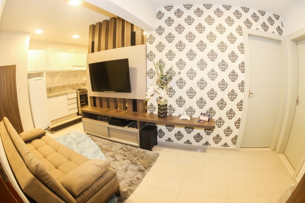 Apartamento com 2 dormitórios à venda, 73 m² por R$ 268.000,00 - Perequê - Porto Belo/SC