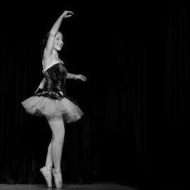 by Olga Gerik - Babies & Children Children Candids ( recital, dancing, ballet dancing, toe shoes, dancer )