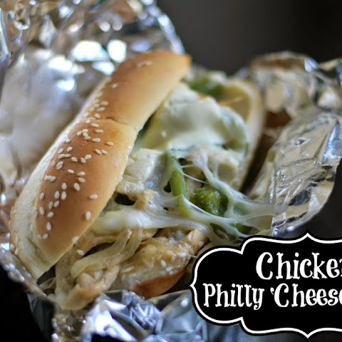 Chicken 'Philly Cheesesteak'