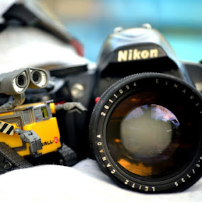 leica by Enggar Rizky - Artistic Objects Other Objects