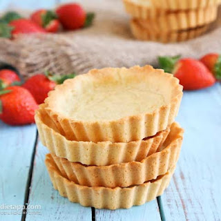 Sweet Keto Pie Crust