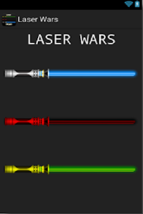 Laser Wars - screenshot