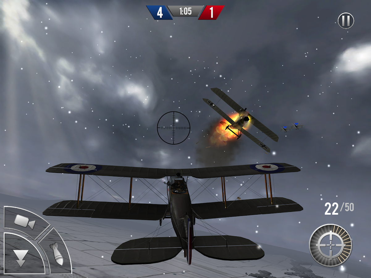 Ace Academy: Black Flight Screenshot 10