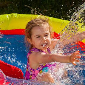 Splash! by Nat Parnell - Babies & Children Children Candids