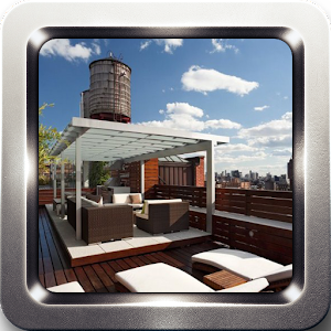 Download Rooftop Terrace Design For PC Windows and Mac