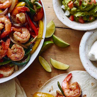 Healthy Shrimp Fajita Recipes