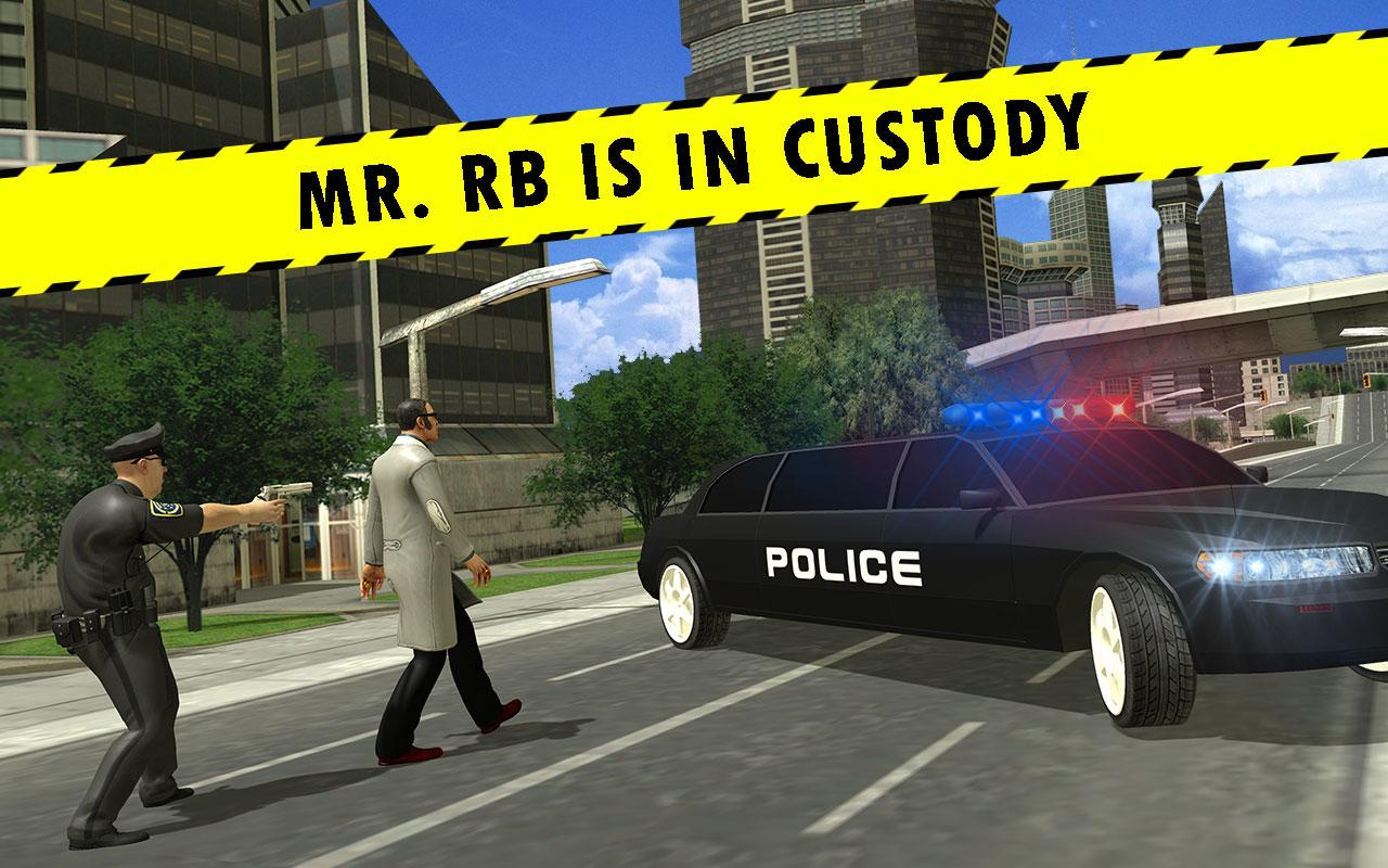 Vip Limo - Crime City Case Screenshot 7