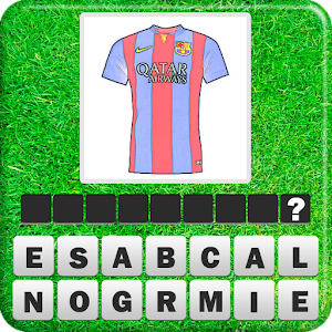 Guess the Football Club Shirt!