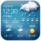 Free Weather Widget Android Icon