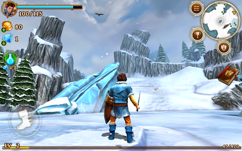 Game Beast Quest apk for kindle fire