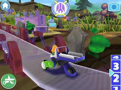 Doozers Podmobile - screenshot