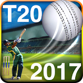 App T20 Cricket Games 2017 HD 3D APK for Kindle