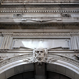by Alexandra Tsalikis - Buildings & Architecture Architectural Detail (  )