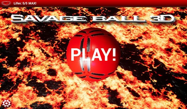 Savage Ball 3D APK screenshot thumbnail 6