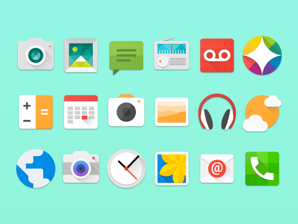 Nucleo UI - Icon Pack Screenshot 4