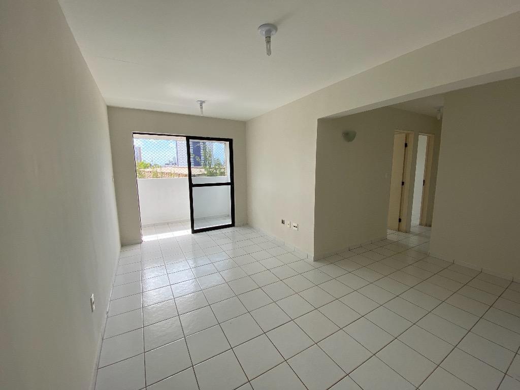 Apartamento com 3 dormitórios para alugar, 85 m² por R$ 1.700,00/mês - Aeroclube - João Pessoa/PB