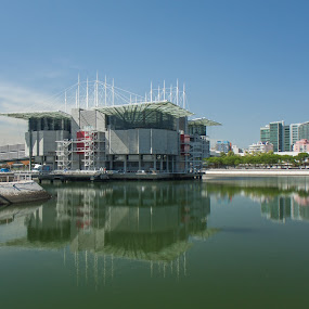 Lisbon Oceanarium by Rui Medeiros - Buildings & Architecture Other Exteriors ( oceanário, lisboa,  )
