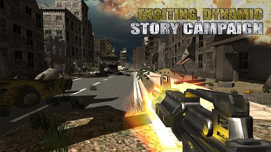 Second Warfare 2 apk screenshot