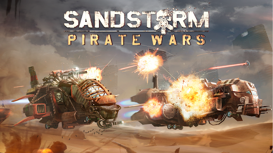 Sandstorm: Pirate Wars- screenshot thumbnail
