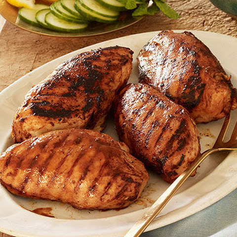 Indian-Style BBQ Chicken