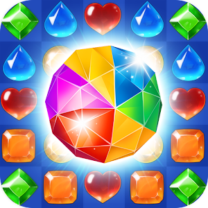 Gems & Jewels - Match 3 Jungle Puzzle Game For PC / Windows 7/8/10 / Mac – Free Download