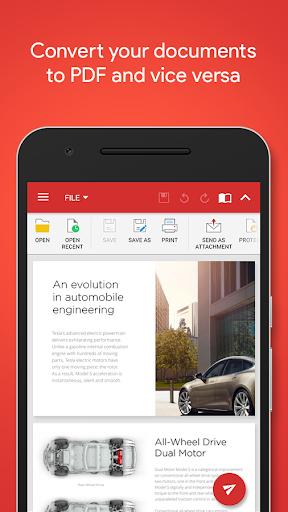 OfficeSuite Pro + PDF (Trial) screenshot 7