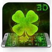 App Lucky Clover 3D Theme for LG version 2015 APK