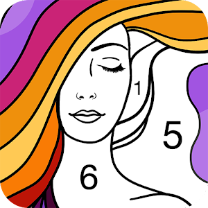 Fun Coloring - Color By Number Paint Happy & Relax For PC / Windows 7/8/10 / Mac – Free Download