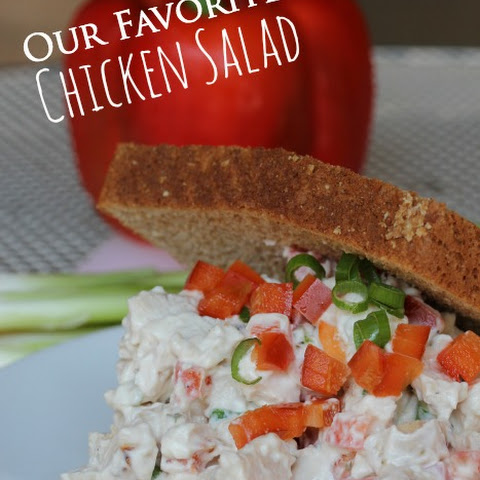 Our Favorite Chicken Salad!