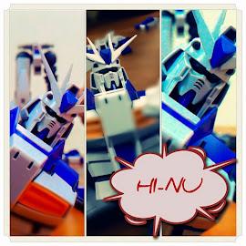 Gundam Inai Sarean by Roy Adi - Artistic Objects Toys
