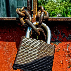 PADLOCK by Rogz Necesito Jr. - Artistic Objects Other Objects