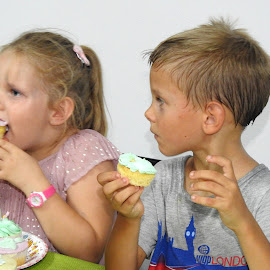festa di compleanno di Mia by Patrizia Emiliani - Babies & Children Children Candids ( compleanno, mia, festa,  )