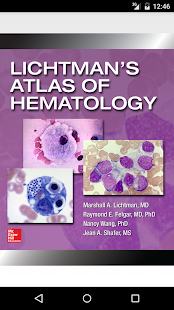 Lichtman's Atlas of Hematology screenshot for Android