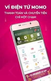 MoMo: Nạp tiền, Chuyển Tiền & Thanh Toán for pc