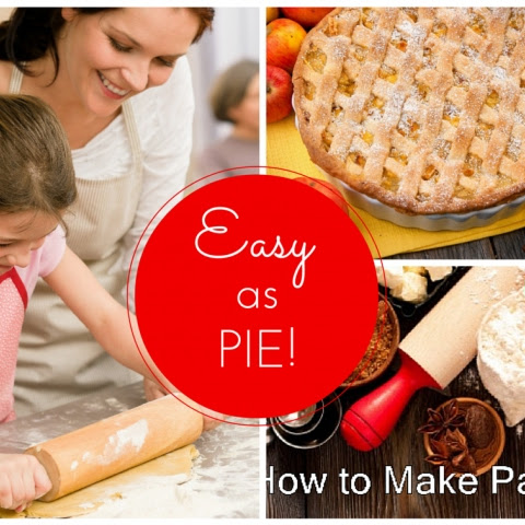 Making Pie Crust the Easy Way!