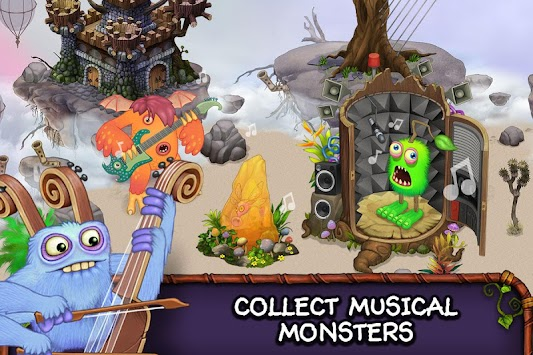 My Singing Monsters APK screenshot thumbnail 14