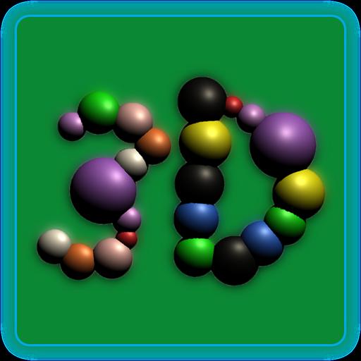 Android aplikacija 3D CPK Modeling na Android Srbija