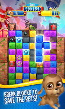 Pet Rescue Saga APK screenshot thumbnail 1