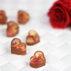 Rose Petal Gummies with Honey (For your Honey)