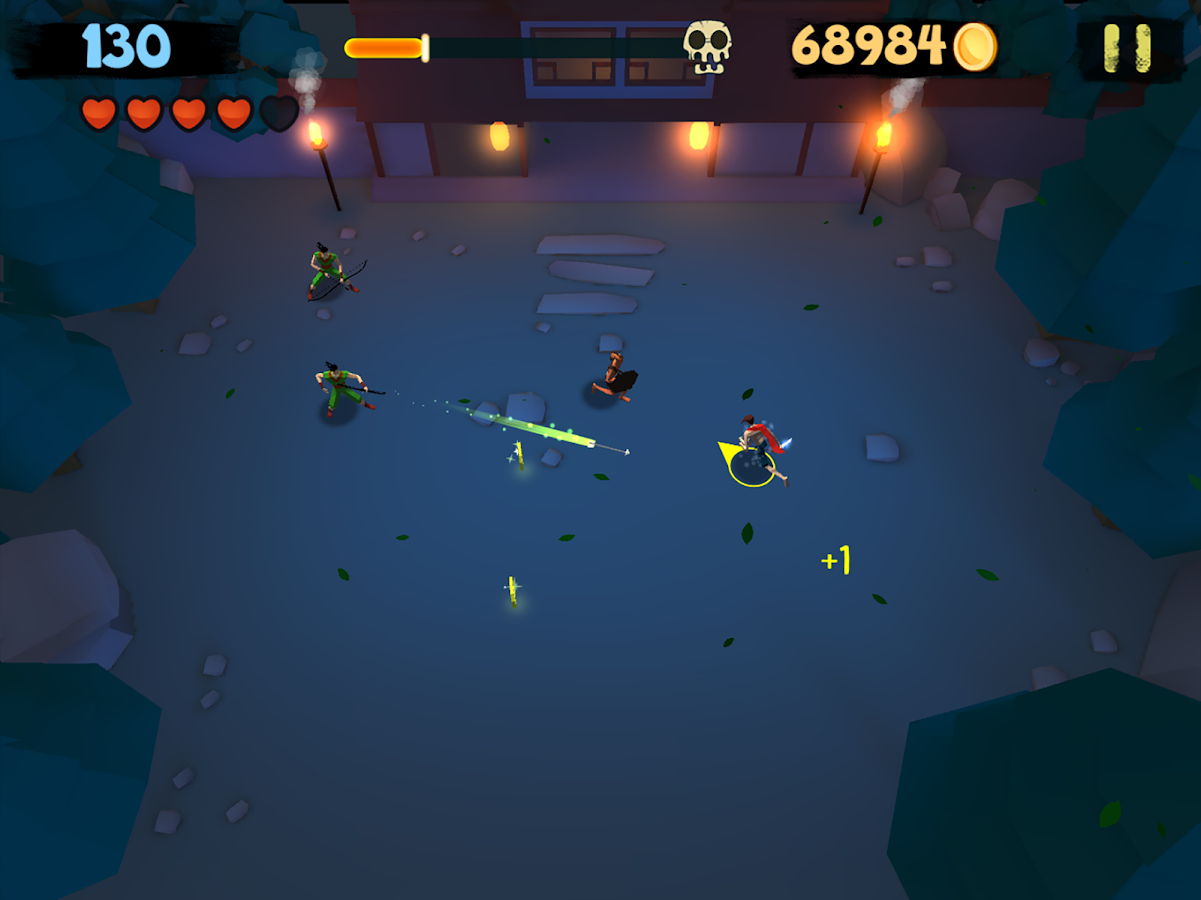 Sword of Justice: hack & slash Screenshot 9
